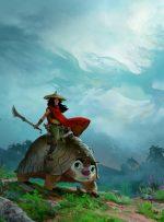 دومین تریلر Raya and The Last Dragon منتشر شد