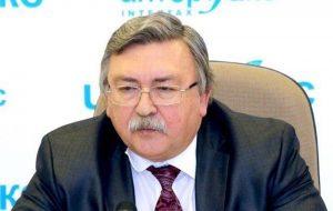 روسیه: به قطعنامه ضدایرانی در نشست شورای حکام رأی منفی میدهیم