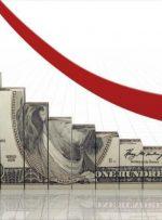 ریزش 8.5 درصدی ارزش دلار در یک هفته