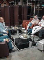 رییس فدراسیون جهانی پاورلیفتینگ وارد تهران شد