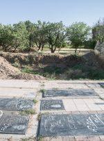طمع مدیران شهری قزوین، «باغستان» را «قبرستان» میکند