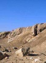 قبرستان قدیمی فامنین کاوش میشود
