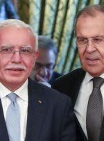لاوروف: عادی سازی روابط با اسرائیل نباید مساله فلسطین را به حاشیه ببرد
