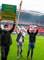 لغو بازی بزرگ انگلیس به خاطر شورش هواداران یونایتد