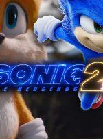 مرحله فیلم برداری فیلم Sonic the Hedgehog 2 بهطور کامل پایان یافته است