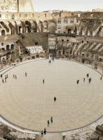 میدان نبرد کولوسئوم بازسازی میشود