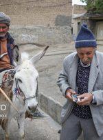 واکسیناسیون سالمندان بالای ۸۰ سال در روستای پیوهژن مشهد
