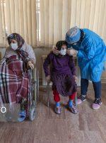 واکسیناسیون ۸۰ درصدی سالمندان و پرسنل مراکز نگهداری سالمندان