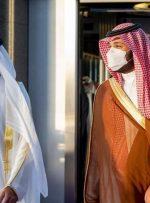 ولیعهد امارات به دیدار بن سلمان در جده رفت