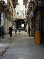 ویدئو / بازار تهران در چهارمین هفتۀ تعطیلی کرونایی