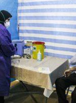 ویدئو / واکسیناسیون سالمندان بالای ۷۵ سال در سمنان