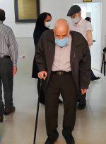 ویدئو / واکسیناسیون کرونا برای سالمندان در خراسان رضوی