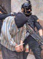 پستچی داعش در عراق بازداشت شد