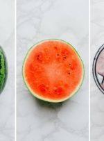 پوست هندوانه بخورید چون فایده دارد