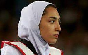 کیمیا علیزاده سهمیه المپیک گرفت
