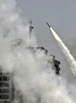 پدافند هوایی سوریه ۷ موشک اسرائیل را سرنگون کرد
