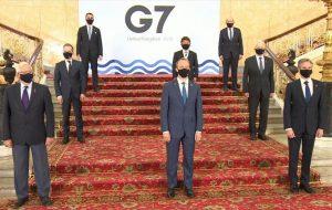 گروه هفت درباره مذاکرات برجامی بیانیه صادر کرد