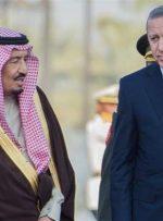 گفتگوی اردوغان با پادشاه سعودی؛ماه عسل نزدیک است؟