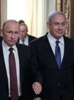 گفتگوی تلفنی پوتین و نتانیاهو