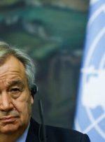 گوترش در جلسه شورای امنیت: از کشته شدن غیرنظامیان در غزه بهت زدهام