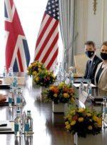دیدار وزیران خارجه انگلیس و آمریکا؛ ایران از محورهای مهم گفتگو