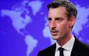 اولین واکنش آمریکا به اظهارات وزیرخارجه ایران؛ نفهمیدیم منظور از زود چیست