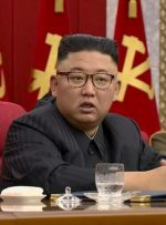 تصاویر ماهوارهای از خوشگذرانی رهبر کره شمالی در کشتی تفریحی/عکس