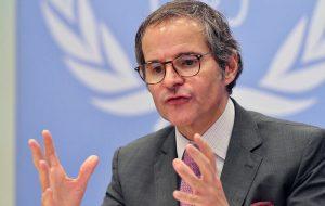 گروسی: نیازی به صدور قطعنامه در شورای حکام علیه ایران نیست/ما الان یک راهحل داریم