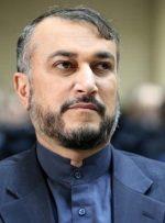 امیر عبداللهیان در گفتگو با سیانان تشریح کرد: سیاست خارجی ایران در دولت جدید
