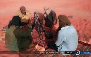 انتشار تصاویر داعشی عامل حمله تروریستی لیبی جنجالی شد/عکس