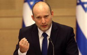 نخست وزیر اسرائیل هم لبنان را تهدید کرد