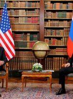 بایدن از گفتگوهایش با پوتین درباره ایران خبر داد