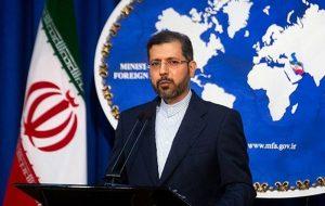 پاسخ خطیبزاده به گزافهگویی وزیرخارجه رژیم صهیونیستی
