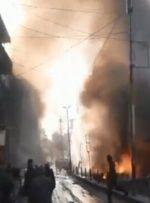 بیش از 50 کشته در پی حمله ترکیه به عفرین