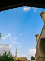 تزئینات معماری همدان در سکوت