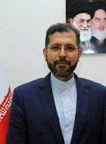 حضور سخنگوی وزارت خارجه در پای صندوق رای/عکس