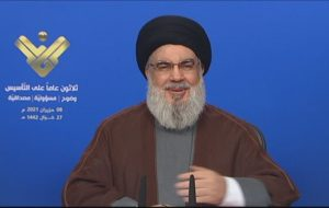 دبیرکل حزبالله رشتههای اسرائیل را پنبه کرد/در طول یکساعت نصرالله فقط یکبار سرفه کرد