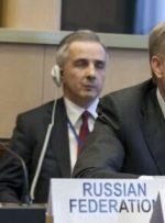سفیر روسیه به آمریکا بازگشت