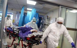 تدابیر بیمارستان مسیح دانشوری همزمان با افزایش مراجعه بیماران کرونایی پیک پنجم