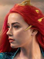 فیلمبرداری Aquaman 2 با حضور امبر هرد شروع میشود