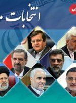 مروری کوتاه بر اخبار روزانه انتخابات۱۴۰۰ (۲۶خرداد)