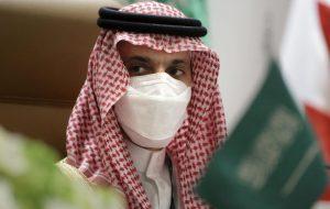 عربستان: به دنبال توافقی جامعتر از برجام با ایران هستیم