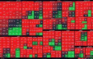 نمای پایانی بورس (۱۹خرداد) / شاخص کل با افت هشت هزار واحدی به معاملات پایان داد