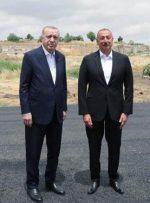 واکنش ارمنستان به حضور علیاف و اردوغان در قرهباغ