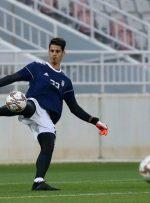 صعود پورتیموننزه در جام حذفی با دروازهبان ایرانی