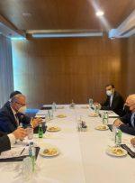 وزیران خارجه ایران و کرواسی دیدار کردند