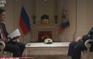 گفتگوی داغ پوتین با انبیسی درباره تنش با آمریکا؛ما عروس و داماد نیستیم که به عشق و دوستی همیشگی قسم بخوریم!/برای بار سوم میگویم…