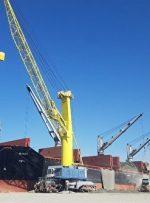 ۲ کشتی حامل کالای اساسی در بندر چابهار پهلو گرفت