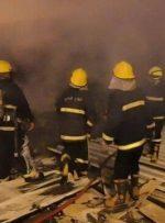 وقوع سومین آتش سوزی در بیمارستانهای عراق