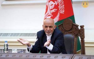 اشرف غنی: طالبان عزم صلح ندارد / آزادی ۵ هزار زندانی طالبان اشتباه بود